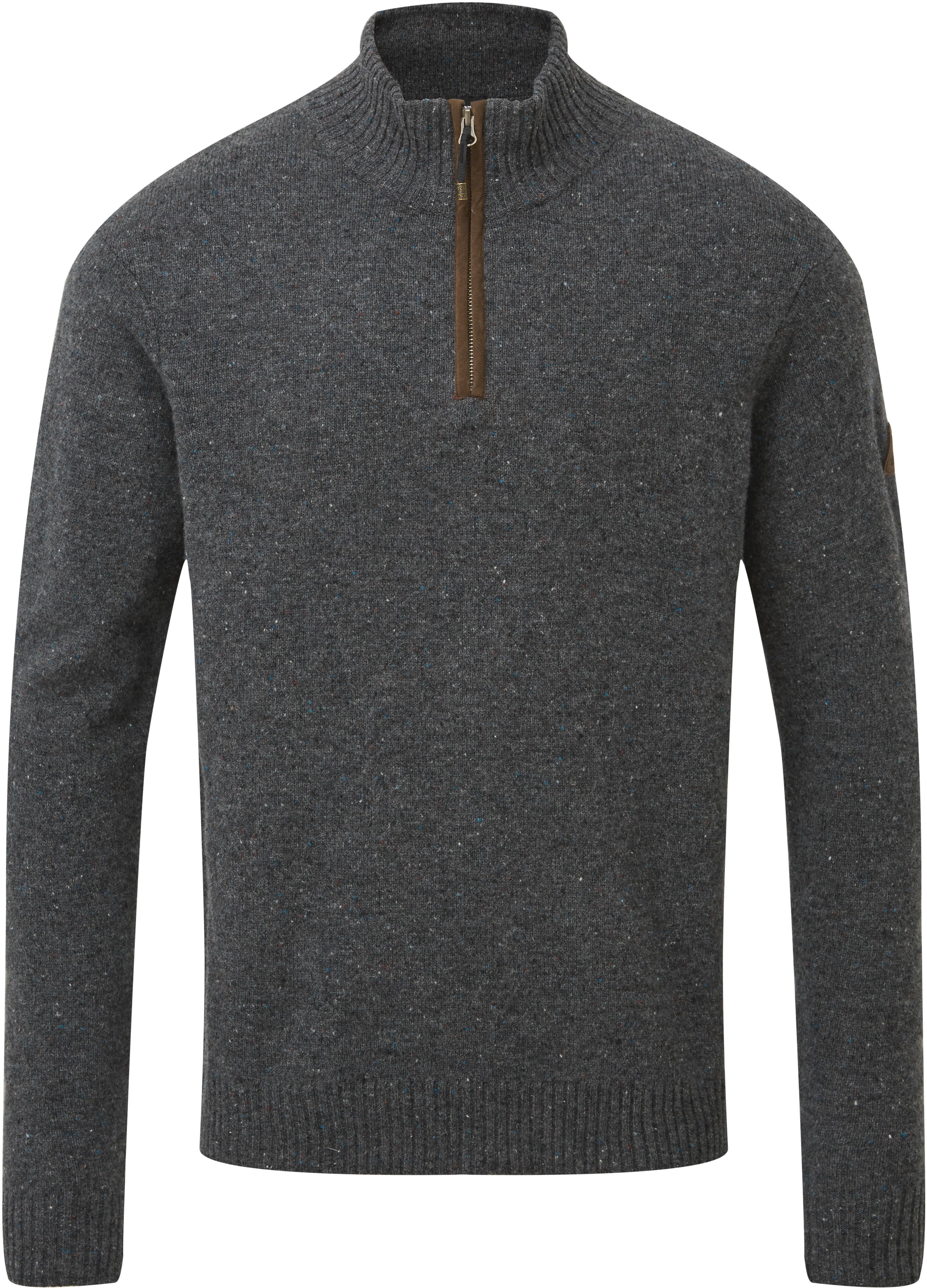 Sherpa Adventure Gear Mens Kangtega Quarter Zip Sweater 100/% fine Merino wool